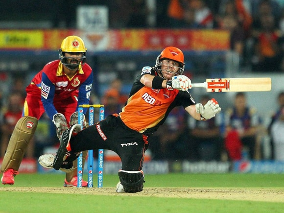 David Warner, IPL, IPL Pepsi, Royal Challengers Bangalore, Sunrisers Hyderabad