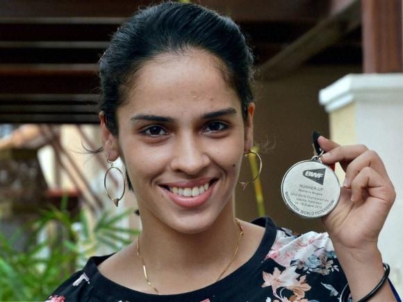 Saina Nehwal, World Badminton Championship, First Indian player to win silver medal, Saina Nehwal Badminton, Carolina Marin, Saina Nehwal vs Carolina Marin, World Badminton Championship Final, Badminton Final