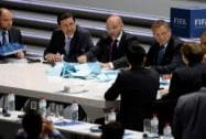 Sepp Blatter wins re-election as FIFA President