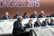 Sepp Blatter wins re-election as FIFA President