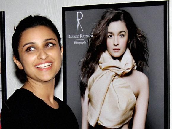 Dabboo Ratnan, Photographe, Calendar, Parineeti Chopra