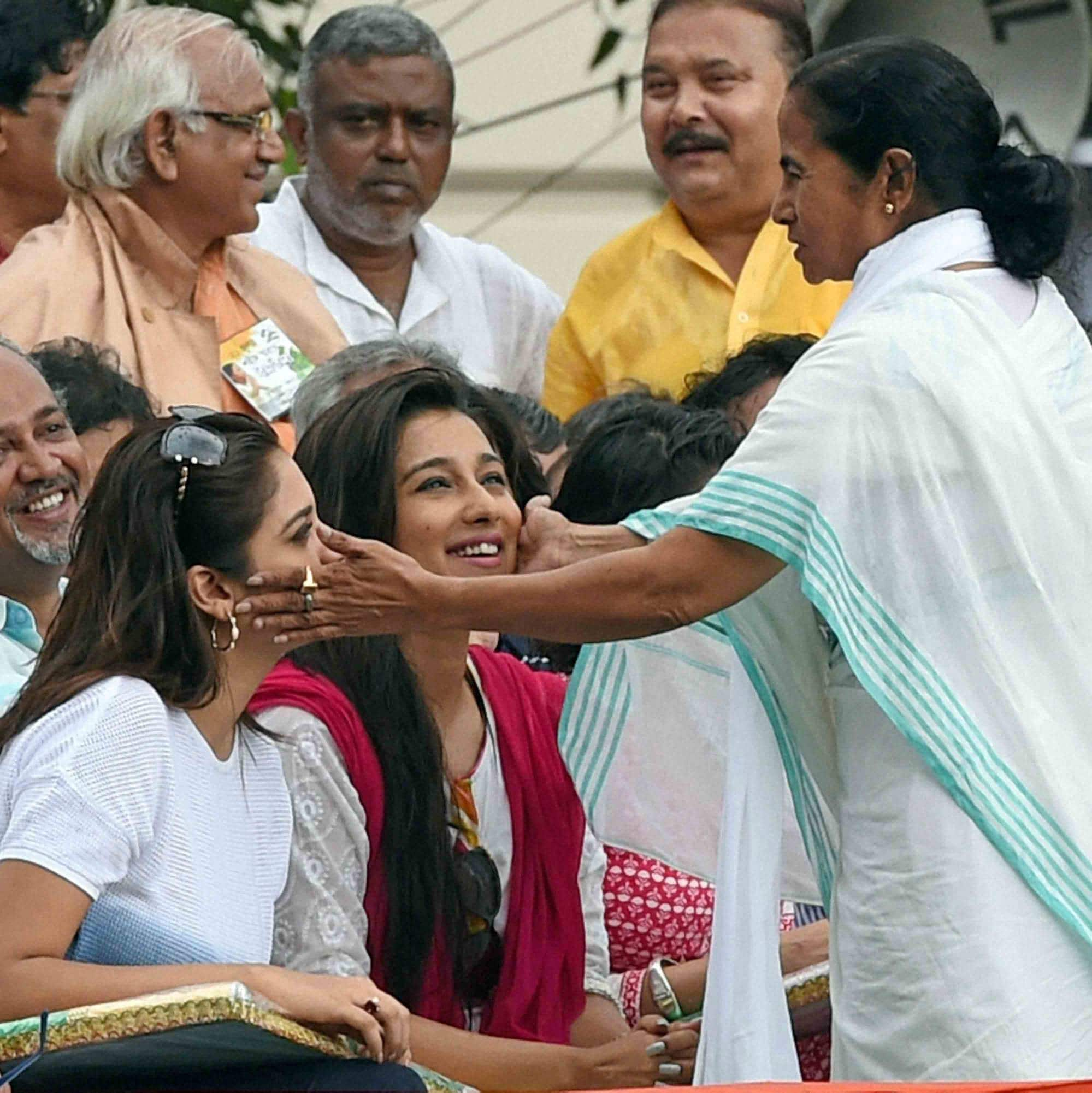 West Bengal, Chief Minister, Mamata Banerjee,Tollywood stars, Trinamool Congress, Shahid Diwas, rally, Kolkata