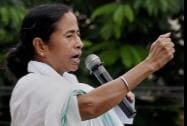 West Bengal Chief Minister Mamata Banerjee addresses Trinamool Congress' 'Shahid Diwas' rally in Kolkata