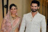 Shahid Kapoor's wedding to Mira Rajput