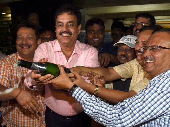 Dilip Vengsarkar, MCA, Mumbai Cricket Association, Mumbai, MCA President