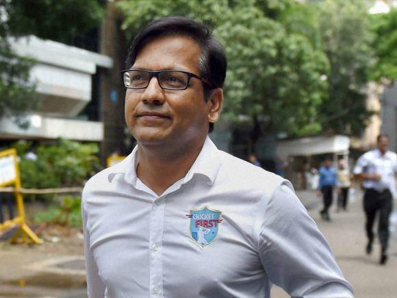 Vijay Patil, MCA, Mumbai Cricket Association, Mumbai, MCA President