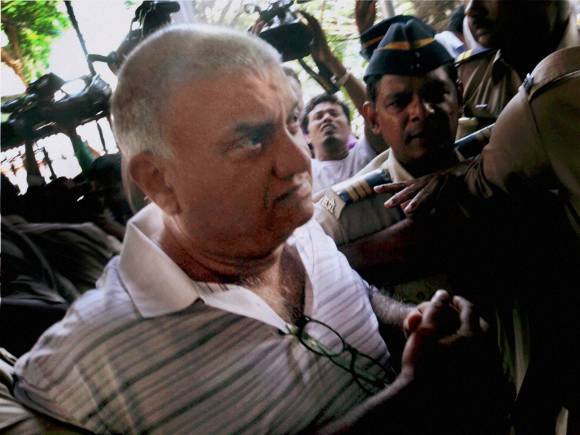 Sheena Bora murder case, Indrani Mukerjea, Khar Police Station, Peter Mukerjea, Indrani Mukerjea husband