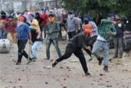 Sikh protester