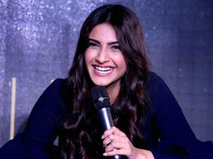 Sonam Kapoor at an event