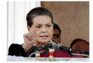Sonia's First Rally For Delhi Polls