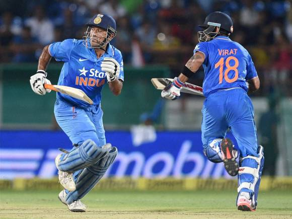 MS Dhoni, Virat Kohli, South Africa in India Series 2015, Cricket, Live Score, Live Cricket Score