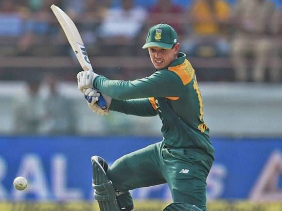 Quinton de Kock, South Africa in India Series 2015, Cricket, Live Score, Live Cricket Score