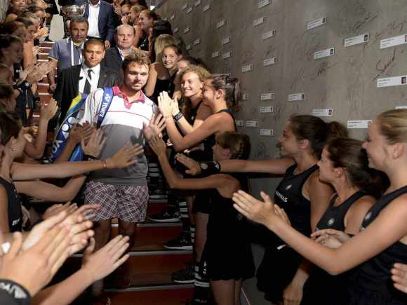 Switzerland, Stan Wawrinka, Novak Djokovic, Serbia, Paris, France, Tennis, French Open Tennis Tournament
