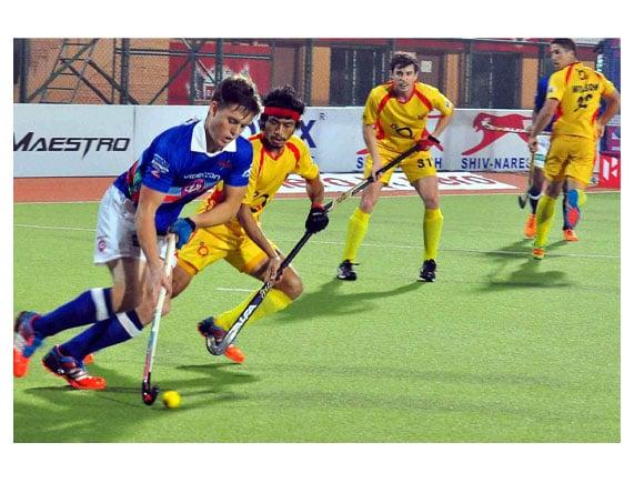HIL match in Ranchi, Mumbai Hockey, Dabang Mumbai Hockey players,  sports news,  sports, sports news update,