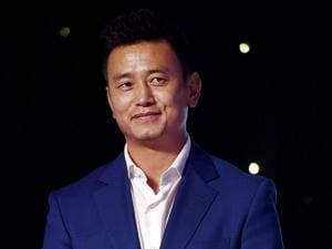 Former Indian Football team captain Bhaichung Bhutia