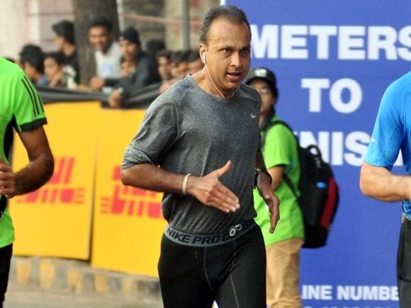 Standard Charted, Mumbai marathon