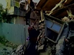 Strong 6.8 earthquake hits India's northeastern region