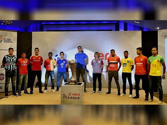 Sunil Chhetri, I-League Football, Football