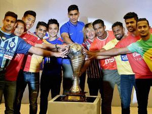 Captains of I-League Football Teams