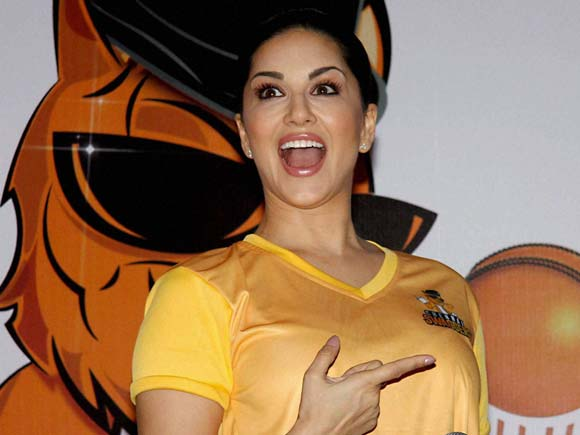 Sunny Leone, Chennai Swaggers, BCL, Cricket team, Cricket, Sports