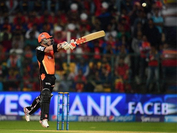 David Warner, IPL, Pepsi IPL, Sunrisers Hyderabad, Royal Challengers Bangalore