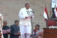 Arun Jaitley takes oath