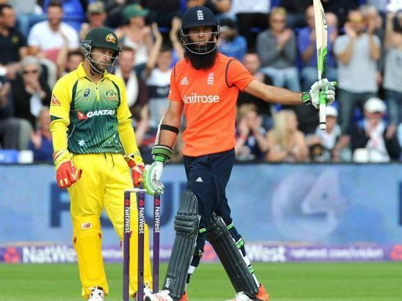 T20, England, Australia, Moeen Ali, Cardiff, Wales