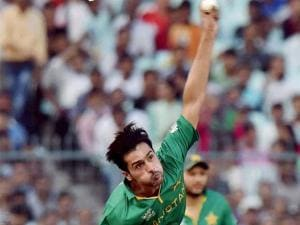 Pakistani Bowler Mohammad Amir