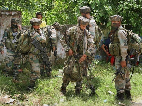 Punjab, Gurdaspur, Terror, Attack, Army Jawan, Army, Police, Dinanagar, Police Station