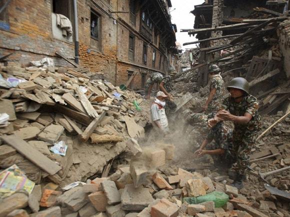 Nepal Earthquake, Nepal, Earthquake, India, Kathmandu, 7.8 magnitude