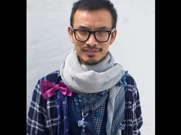 Rajesh Pratap Singh, Pero, Model, Menswear collection
