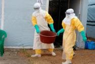 Ebola doctors and nurses