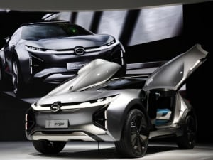 Top eye-catching machines at the Detroit Auto Show