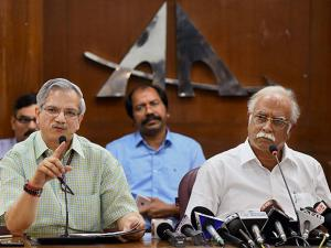 press conference about the second round of bidding under RCS-UDAN, in New Delhi