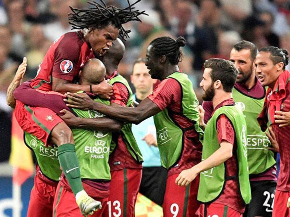 Euro 2016 quarterfinal, uefa euro 2016,Cristiano Ronaldo, Pepe, Portugal vs Poland, Robert Lewandowski, Portugal, Poland, UEFA, FIFA, euro football 2016