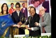 "UNICEF celebrates a ""Polio Free India"" function in New Delhi"