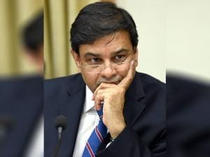 Urjit Patel during the RBI monetary policy