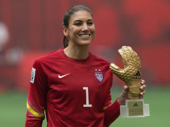 Golden Glove, USA, Hope Solo, US, Japan, FIFA, World Cup, Lloyd, Carli Lloyd, Golden Ball, Obama, Women World Cup, British Columbia, Canada