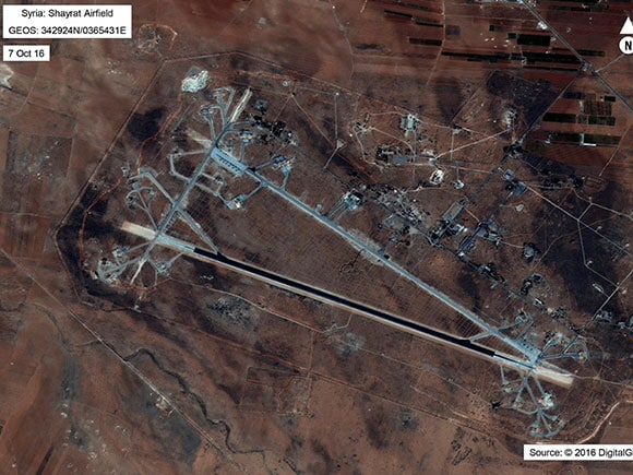 Shayrat air base, Syria chemical attack, Syrian crisis, tomahawk missile