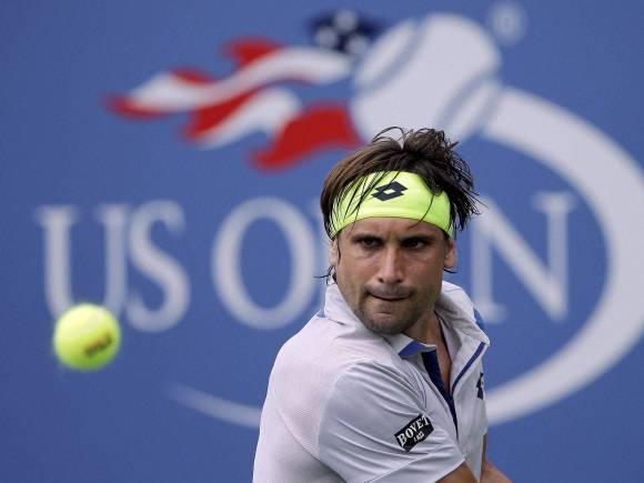 US Open Tennis, 2015 US Open, 2015 US Open tennis, David Ferrer, Spain, Filip Krajinovic, Serbia