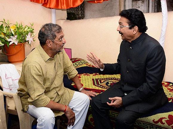 Nana Patekar, Vidyasagar Rao, Naam Foundation