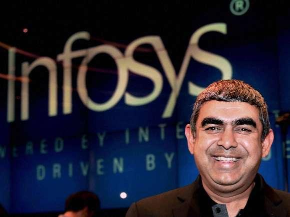 Infosys, Vishal Sikka
