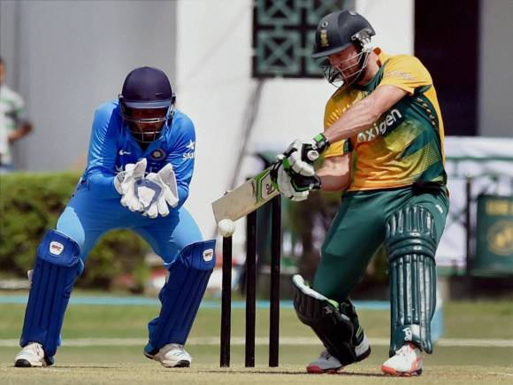 AB de Villiers, Warm up T20, India A, South Africa, Sports Complex Air Force Station, Palam, New Delhi
