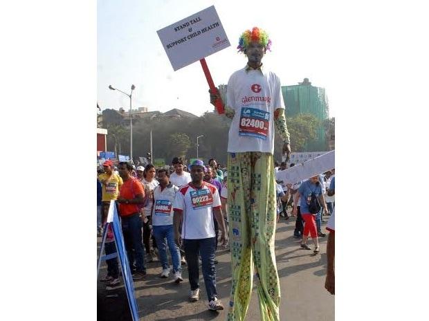 Stan Chart Mumbai Marathon, John Abraham, Katrina Kaif, Fauja Singh