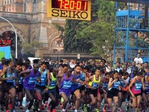 Who's who at Stan Chart Mumbai Marathon