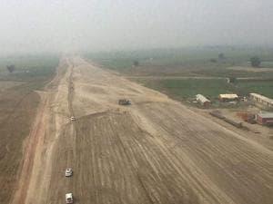 Eastern Peripheral Expressway at Sonipat