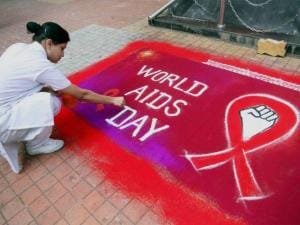World AIDS day in Thane