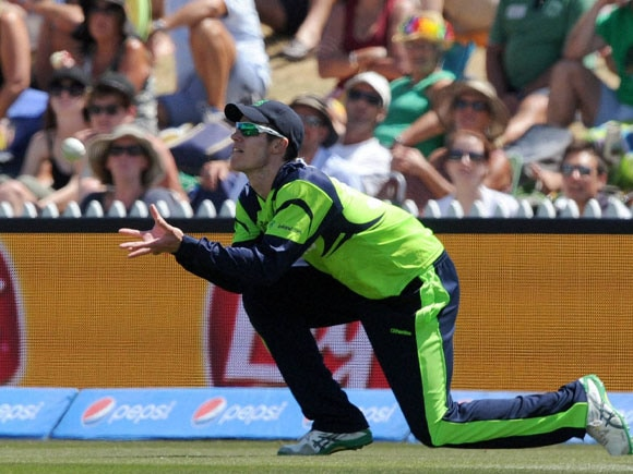 World Cup 2015,  Ireland vs West Indies, George Dockrell , Darren Sammy, West Indies, Ireland,  Nelson, New Zealand
