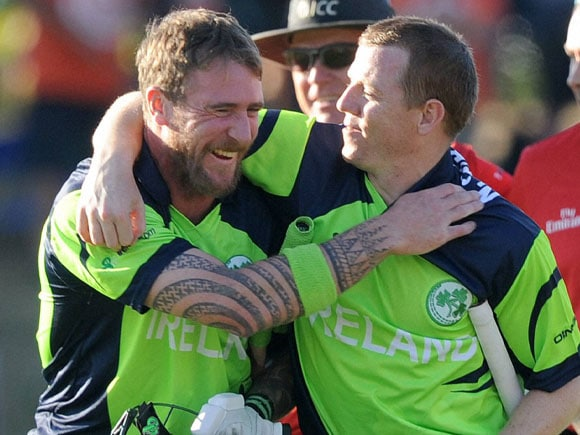 World Cup 2015,  Ireland vs West Indies, John Mooney, Niall O'Brien,  West Indies, Ireland,  Nelson, New Zealand