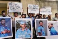 World Cup 2015: Indian fans offer prayers